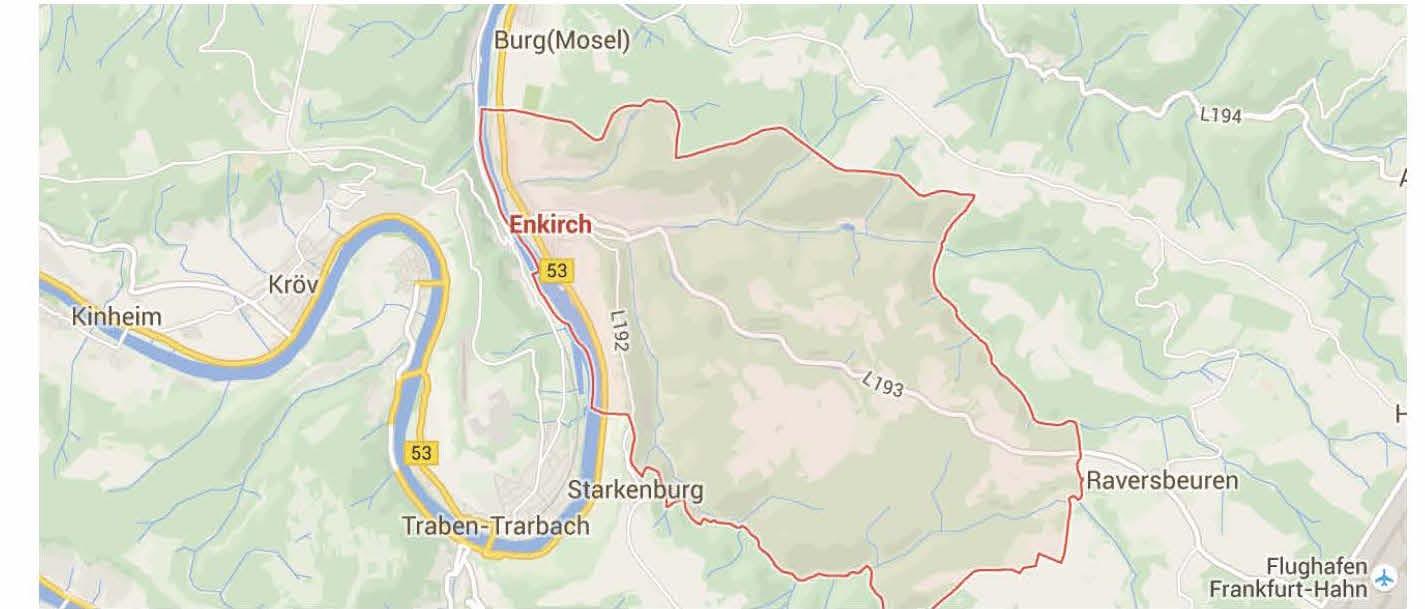 Enkirch – Google Maps